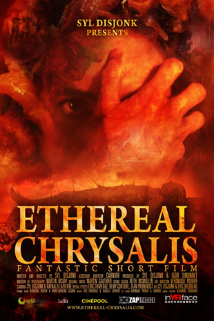 Ethereal Chrysalis fantastic short film directed by Syl Disjonk